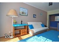 Holiday apartments near sandy beach, Ustka, Poland