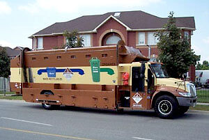 DZ Drivers Needed for Garbage Truck Company
