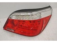 BMW e60 rear tail light ex condition OEM