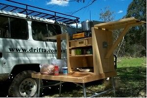 Drifta 100 Mini Portable Camping Kitchen Cairns Cairns City Preview
