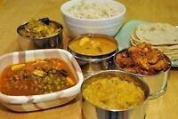 Delicious Indian Food Tiffin Services!!
