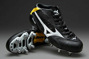 Brand New Mizuno Timaru Mid Rugby Shoes