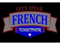 Experienced French native speaker