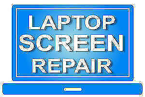 LAPTOP SCREEN REPLACEMENT Your laptop has a broken, damaged or c
