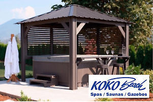 9 x 9 Gazebo or 11 x 11 Gazebo -KOKO BEACH