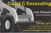 C and C Excavating