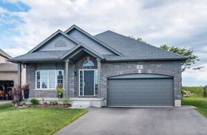 OPEN HOUSE JUNE 25 2-4pm. Almost Brand New Bungalow in Baden!
