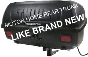 FOR SALE.... THULE TRANSPORTER 566C HITCH  MOUNT CARGO BOX
