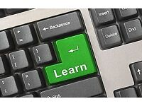 Learn IT skills. Use your laptop effectively or get help with software install, speed,virus removal