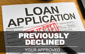 DON'T GIVE UP! - Previously Declined Car Loan? We Can Help!