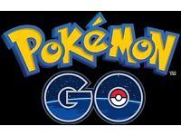 Pokémon Go regional trades wanted (West Yorkshire)