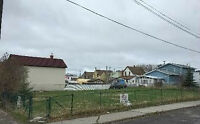 4 PLEX BUILDING LOT - Owners will Hold Mortgage
