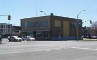4000 sq f with parking excellent location vickers and victoria E