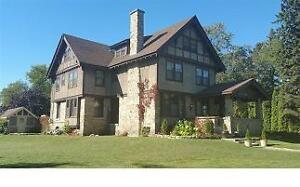 IMAGINE LIVING IN A STUNNING MANOR! Windsor Region Ontario image 1