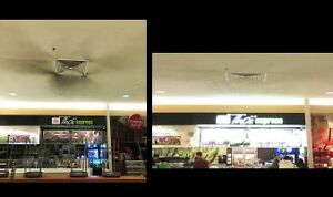 Successful Ceiling Cleaning Franchise - Turn-Key, Profitable