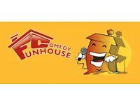 Funhouse Comedy Club Christmas Special