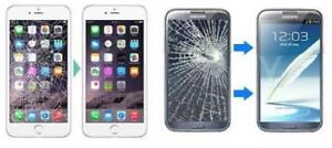 Cracked Screen/ Iphone/ Ipad/ Tablets/ Phone Repair/ Cell Phone REPAIR for a CHEAPER PRICE!