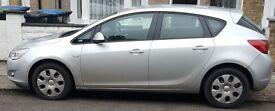 Vauxhall Astra 1.6 i VVT 16v SRi 5dr