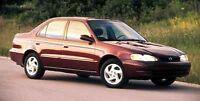 2000 Toyota Corolla Berline