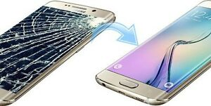 Samsung S3 S4 S5 S6 edge Note 2 3 4 broken screen Repair Service