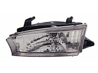 For 1997-1999 Subaru Legacy Outback Headlights Headlamps Replacement Left+Right