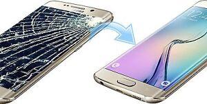 Replacement Repair screen l'écran iphone samsung ipad tablets