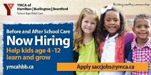 School Age Child Care is now hiring!