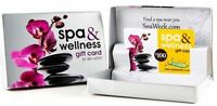 Spa & Wellness Gift Cards