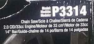 Poulan chainsaw Gatineau Ottawa / Gatineau Area image 2