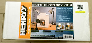 Cameron Digital Photo Box Kit #1