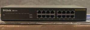 D-Link 16-port Ethernet Switch