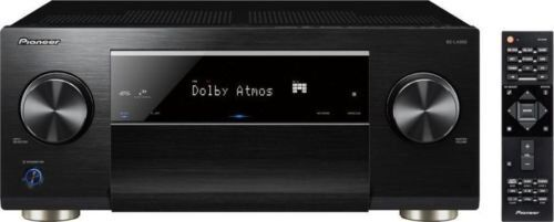 Pioneer sc-lx502 ricevitore AV 7.2 CANALI DOLBY ATMOS Nero - NUOVO & OVP