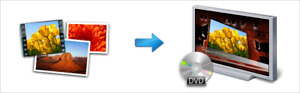 Service to converting DVD moviefiles to MPEG4/USB video file