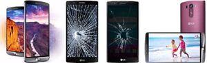 Réparation écran LG G4 à 100$