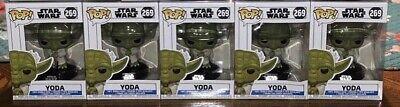 Funko Pop! Star Wars The Clone Wars Yoda #269 Rare New!