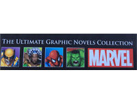 The Ultimate Graphic Novels Collection