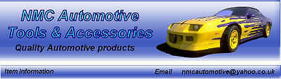 NMC Automotive Tools and Accesories