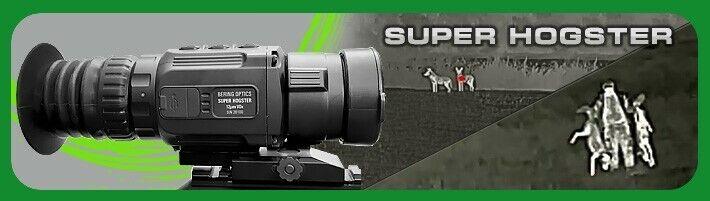 Bering Optics Super Hogster Thermal Rifle Scope