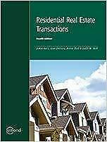 RESIDENTIAL REAL ESTATE TRANSACTIONS