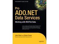 Pro ADO Net Data Services , Apress , John Shaw