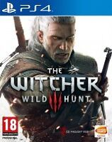 The Witcher 4 (PS4)