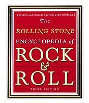 Rolling Stone Encyclopedia of Rock and Roll Hardcover Book