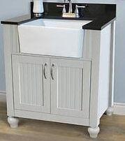 ONLY SINK sale sale fire clay vanity apron sink $160  ONLY SINK Oakville / Halton Region Toronto (GTA) image 1