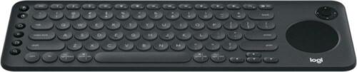 Logitech K600 TV Keyboard Integrated Touchpad and D-Pad Comp