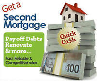 2nd Mortgages !!! No Credit Check !!! No Income Requirements.