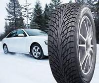FREE Delivery! Brand NEW 225/65R17 Winter Snow Tires + $$ Rebate