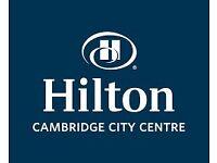 Chef de Partie - Hilton Cambridge City Centre