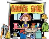Garage Sale, Yard Sale, Rummage Sale, Sidewalk Sale