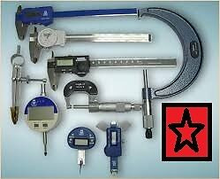 TOOLS--Calipers, Micrometers, Gages and More