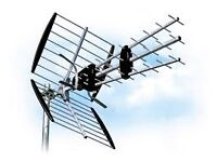 TV Aerial and Satellite Installations, Multiroom Points, CCTV Installations